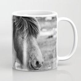 Equus feras caballus Coffee Mug