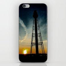 Lighthouse at Night iPhone & iPod Skin