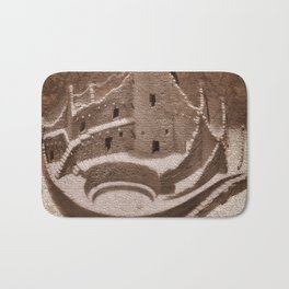 The Cliff Dwellers - Legends Of America Bath Mat