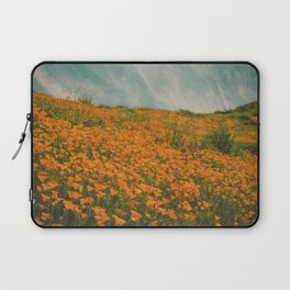 California Poppies 016 Laptop Sleeve