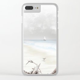 INTO IT Clear iPhone Case