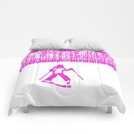 Little Skier II Comforters