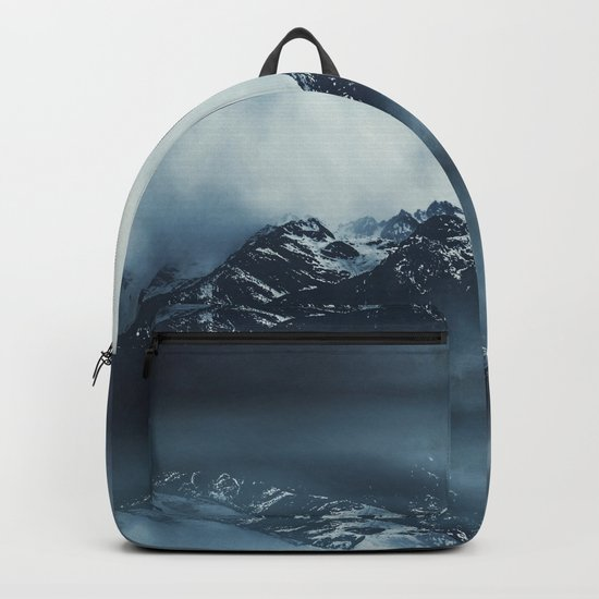 everlasting mountains Backpack