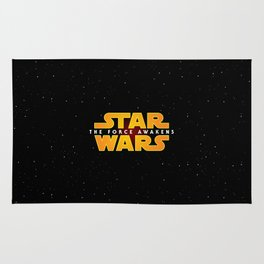 The Force Awakens Rug
