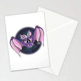 Bat Dude Stationery Cards