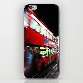 double decker iPhone Skin