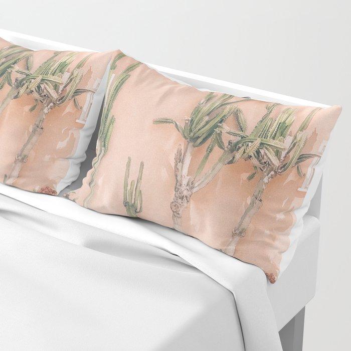 Vintage Los Angeles Pillow Sham