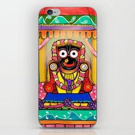 Lord Jagannatha iPhone Skin