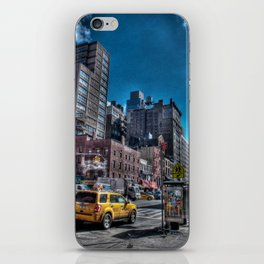 Concrete Jungle iPhone Skin
