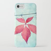 be happy iPhone & iPod Cases featuring happy by Claudia Drossert