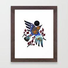Life Cycles Framed Art Print