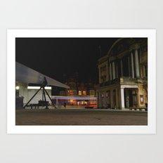 Hull Blade - City of Culture 2017 Art Print