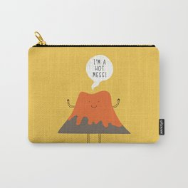 hot mess! Carry-All Pouch