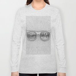 Going to see the world Long Sleeve T-shirt