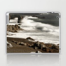 Ocean Waves and Rocks Laptop & iPad Skin