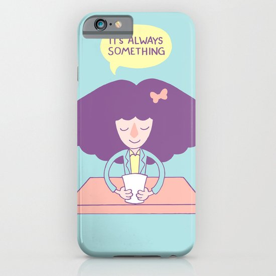 Roseannadanna iPhone & iPod Case