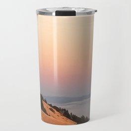 Untitled Sunset #1 Travel Mug