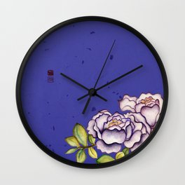 The mysterious love Wall Clock
