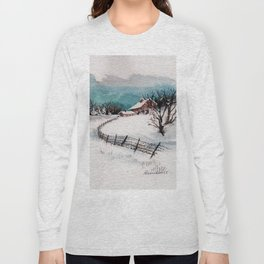The Winter Barn Long Sleeve T-shirt