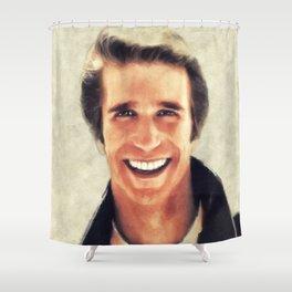 Henry Winkler, The Fonzie Shower Curtain