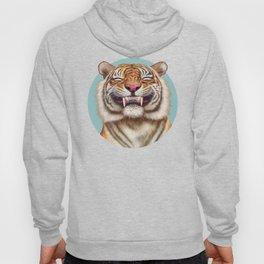 Smiling Tiger Hoody