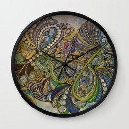 Loop da Loop Wall Clock