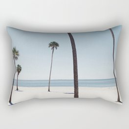 Palm trees 7 Rectangular Pillow