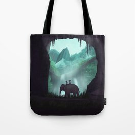 A Moment's Peace Tote Bag