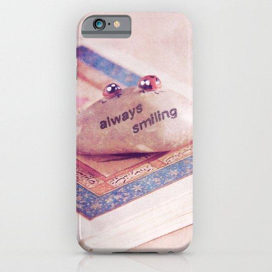 ALWAYS SMILING iPhone & iPod Case
