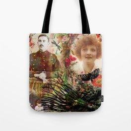 Fresque MEMO Tote Bag