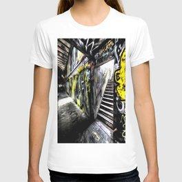 London Graffiti Art T-shirt