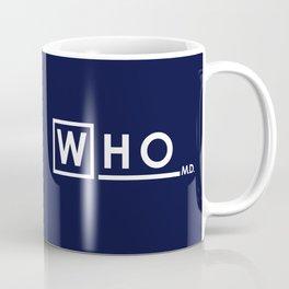 WHO MD Coffee Mug