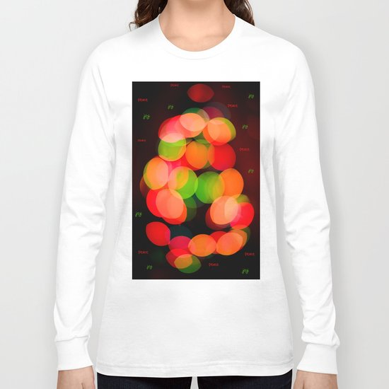 Peace & Joy Long Sleeve T-shirt