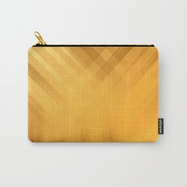 Golden Celetial Rays Carry-All Pouch