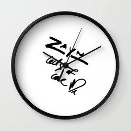 Zayn lots of love x Wall Clock
