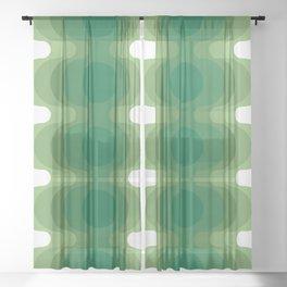 Mas Echoes Sheer Curtain