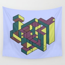 Interval Wall Tapestry
