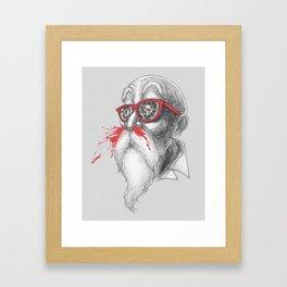 Grandmaster Hobbies Framed Art Print