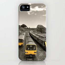 Aller Panoramic iPhone Case