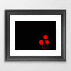 datadoodle 015 Framed Art Print