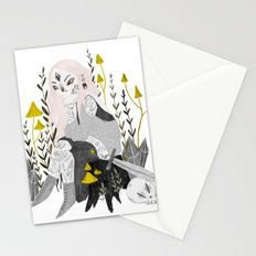 Wood Witch Stationery Cards