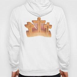 Three Crosses at Calvary Hoody