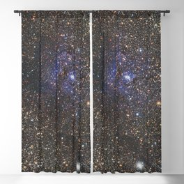 Distant galaxy Blackout Curtain