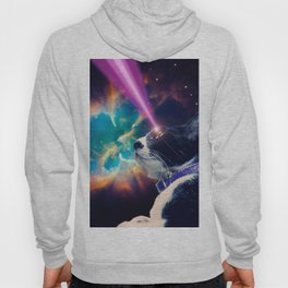 Neko San in Space Hoody