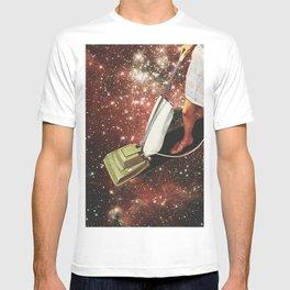 Star-dust - Vacuum cleaner T-shirt