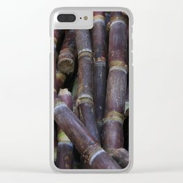 Sugared Clear iPhone Case