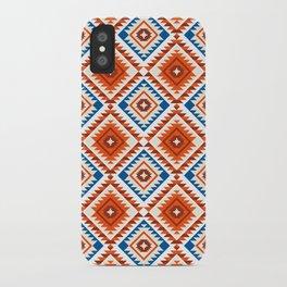 Navajo Five iPhone Case