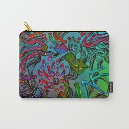 diamonds space magic Carry-All Pouch