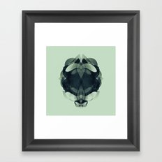 About You Framed Art Print