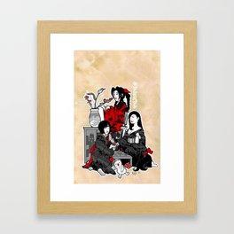 7th Heaven Framed Art Print